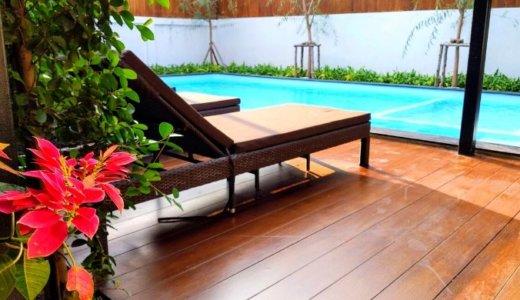 チェンマイ旧市街ホテルならWing Bedがおすすめ!朝食&プール付きのプチプラ宿【タイ】